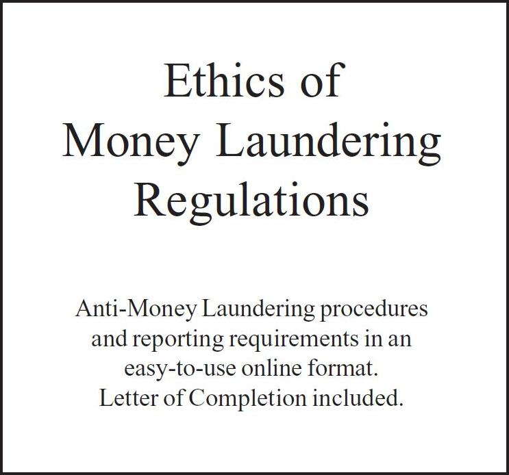 Thread By Rvawonk New Anti Money Laundering: Anti-Money Laundering (AML) Regulation Training